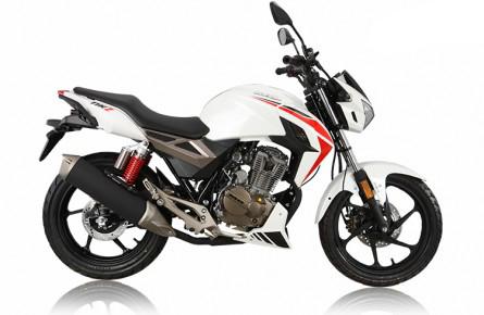 Motocicleta 125 MH NKZ