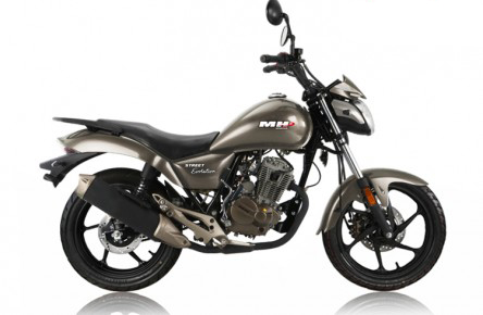 Motocicleta 125 MH Street Evolution