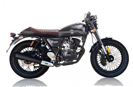 Motocicleta 125 MH Bogga
