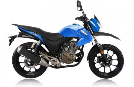 Motocicleta 125 MH WYN