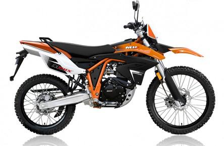 Motocicleta 125 MH MHX